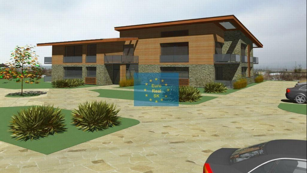 Predáme vo Vysokých Tatrách ( golfový areál Black Stork , Golfová ulica) atraktívny stavebný pozemok, výmera 4.558 m2, firemné vlastníctvo